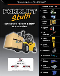 Wisconsin Lift Truck - Forklift Stuff Accessories Catalog