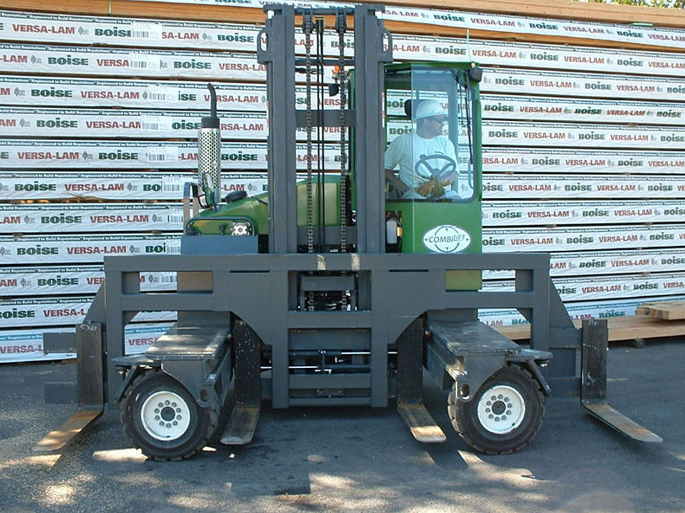 Combilift C10000xl Multi Directional Forklift Wisconsin