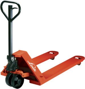 maunual hand pallet truck Linde