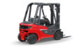 Linde H30-H35 Internal Combustion Counterbalance Pneumatic Tire Truck