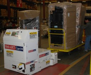 Automated Guided Cart