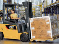 Cat EPC3000-EP4000 Pneumatic Tire Electric Forklift