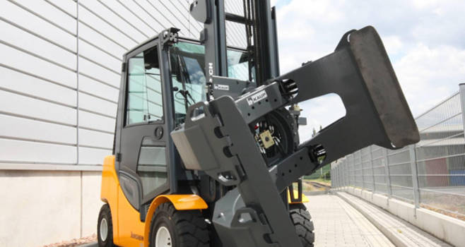 Forklift Attachment Wi Il Side Shifter Fokrlift