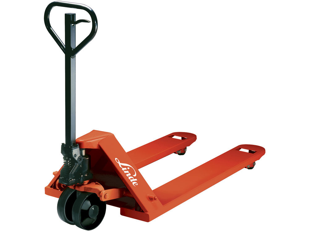 Linde Xm25 Manual Hand Pallet Jack Manual Guide