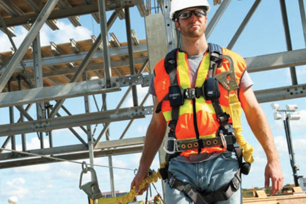 Fall Protection & Safety Harnesses